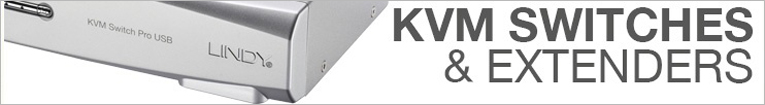 KVM Switches & Extenders