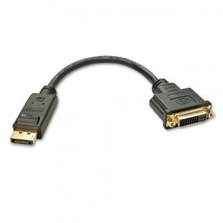 DisplayPort to DVI-D Adapter