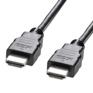 HDMI High Speed with Ethernet Cable, 3m