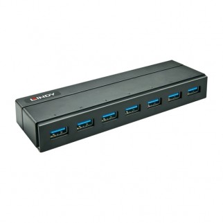7 Port USB 3.1 Hub with Charging Function