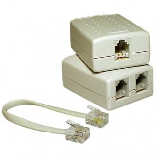 ADSL In-Line Filter/Splitter