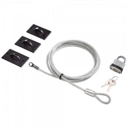 Computer Security Kit with Padlock