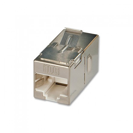 RJ-45 CAT6a Female/Female Line Coupler