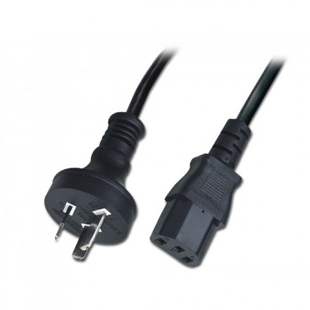 10m Power Cable 3-pin Plug to IEC C13 Socket