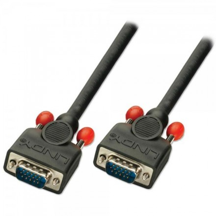1m VGA Monitor Cable, Black