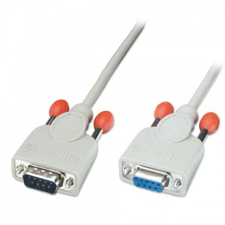 10m Serial Cable DB9 Male to Female