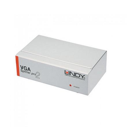 2 Port VGA Splitter Pro 450MHz