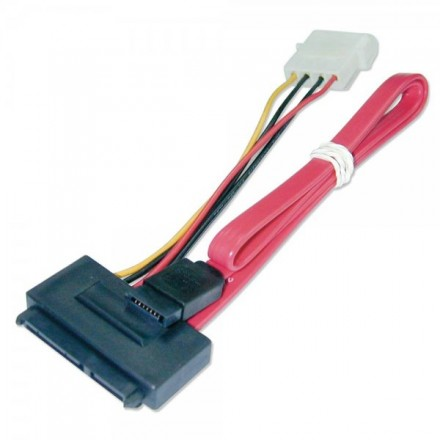 0.3m SATA Combined Data and Power Cable