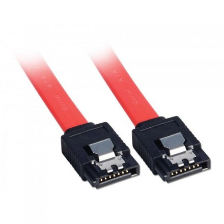 0.7m SATA Internal Cable, Latching