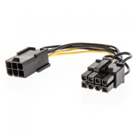15cm PCIe Power Adapter Cable