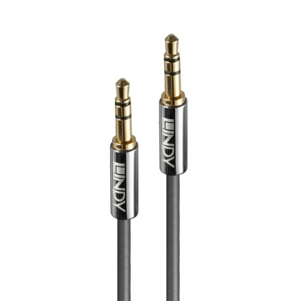 5m 3.5mm Audio Cable, Cromo Line