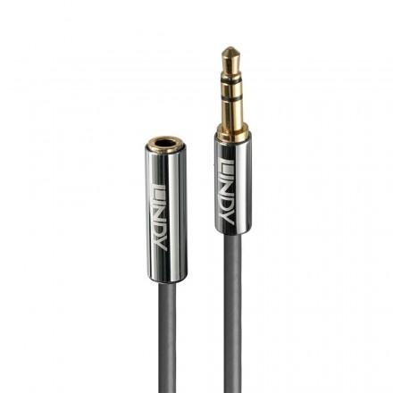 5m 3.5mm Audio Extension Cable, Cromo Line