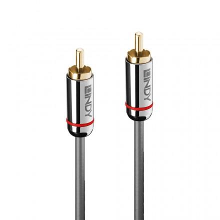 1m Digital Coaxial Audio Cable, Cromo Line