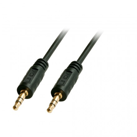 3m Premium 3.5mm Stereo Audio Cable