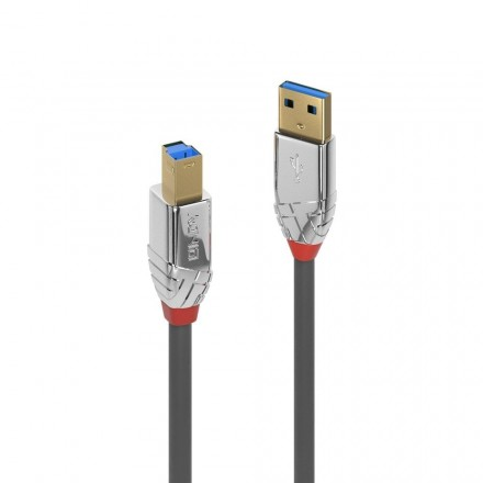 1m USB 3.0 Type A to B Cable, Cromo Line