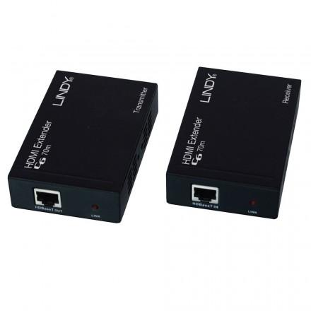 70m C6 HDBaseT HDMI & IR Extender with PoC