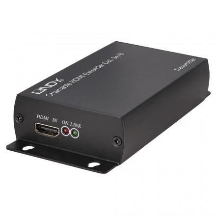 Cascadeable HDMI CAT6 Extender, Transmitter Unit