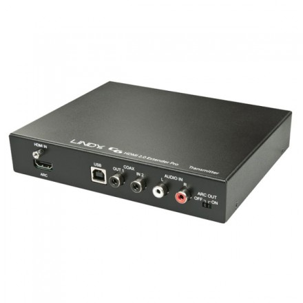C6 HDMI 2.0 Transmitter Pro with HDBaseT
