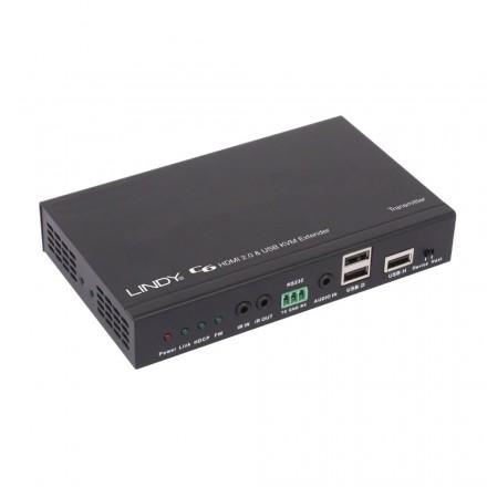 100m C6 HDMI 2.0 & USB KVM Extender