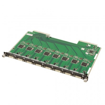 8 Port DVI-D Input Module
