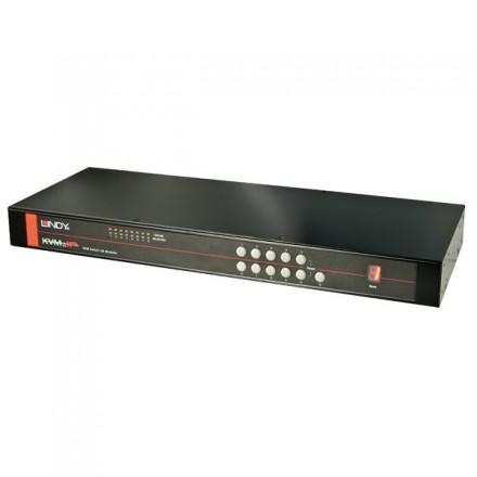 8 Port Modular KVM Switch, U8