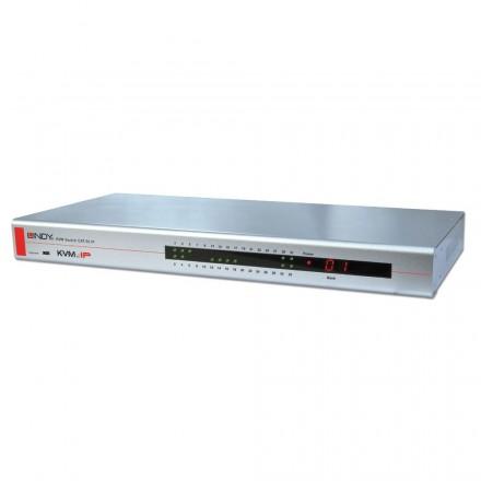 32 Port KVM Switch CAT-32 Combo