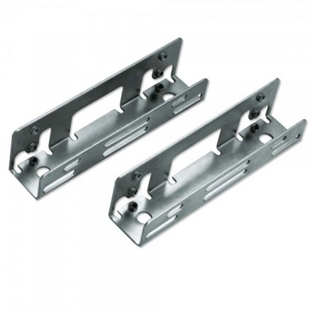 """3.5"""" Drive to 5.25"""" Mounting Rails"""