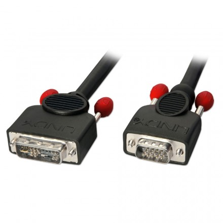 2m DVI-A to VGA Adapter Cable
