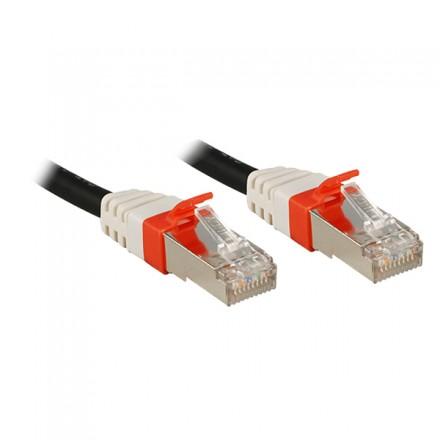 2m CAT6a S/FTP LS0H Gigabit Network Cable, Black