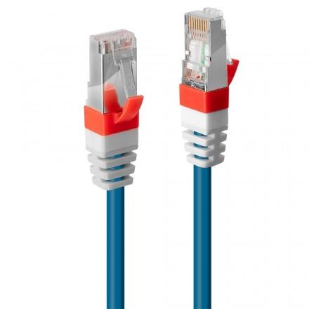 10m CAT.6A S/FTP LSZH Gigabit Network Cable, Blue