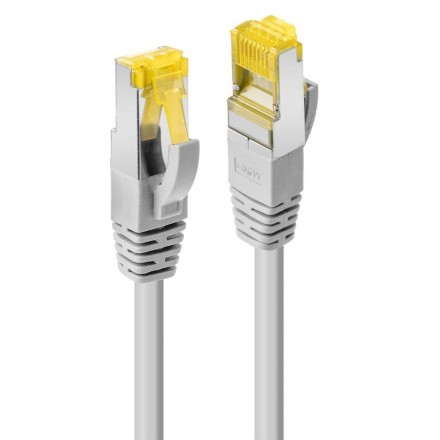 30m CAT7 S/FTP LSZH Network Cable, Grey