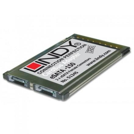 2 Port eSATA CardBus Adapter, Slimline