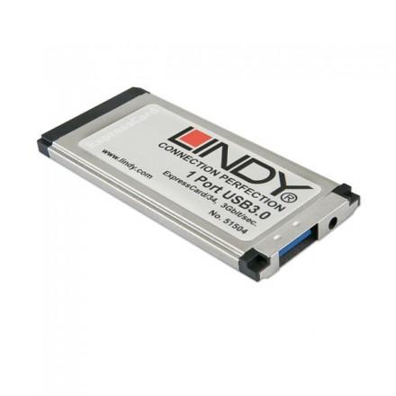 1 Port USB 3.0 ExpressCard