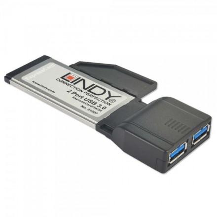 2 Port USB 3.0 ExpressCard Lite