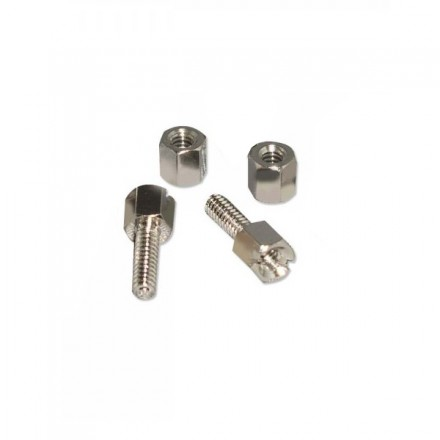 VGA Wallplate Holding Posts & Nuts, 2-pack
