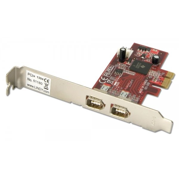 2 Port FireWire PCIe Card Best Seller
