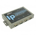 4 Port Serial Over IP Server
