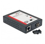 Fast Ethernet Fibre Optic Converter, Multimode LC