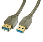 Premium USB 3.0 Extension Cable, 0.5m
