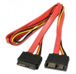 Slimline SATA Extension Cable, 0.5m