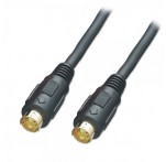 S-Video Cable, 4-pin M/M, 5m