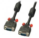 50m Premium VGA Monitor Cable, Black