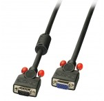 0.25m Premium VGA Male to Female Extension Cable