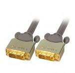 GOLD DVI-D Single Link Cable, M/M, 10m