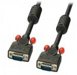 Premium VGA Cable, M/M, Black, 5m