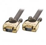 2m Gold VGA Monitor Cable