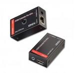 CAT5e/6 HDMI & IR Extender Pro, 40m