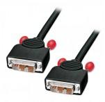 DVI-I Single Link Cable, M/M, 2m