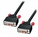 DVI-D Single Link Cable, M/M, 10m