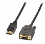 DisplayPort to VGA Cable, 0.5m